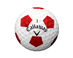 Callaway Chrome Soft Truvis Golf Balls (Pack of 12)