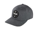 Ping 2017 Patch Cap - Gunmetal