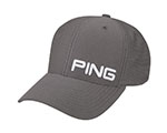Ping Performance Structured Cap - Grey