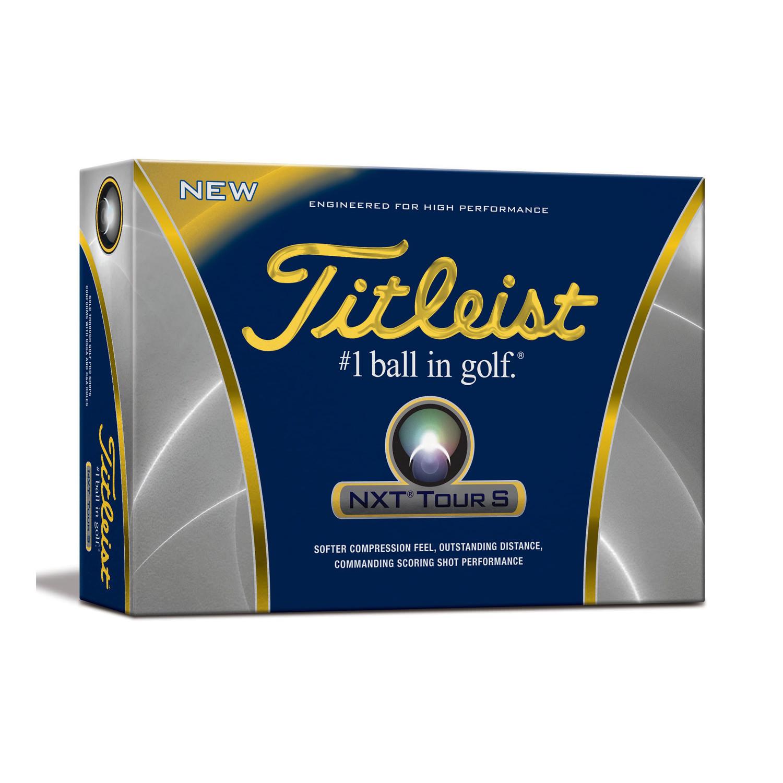 Titleist Nxt Tour Golf Balls Best Price